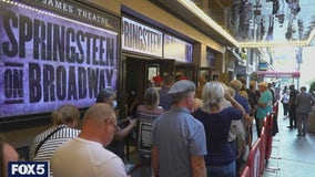 After 15 months of unemployment, Broadway theater staff return to the job