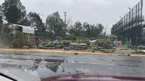 Tornado touchdowns confirmed as severe storms hit tristate area