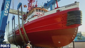 Retired FDNY fireboat to open as a floating museum
