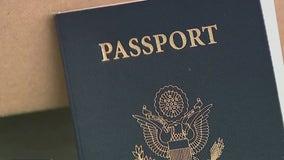 Huge backlog of passport requests mean long delays