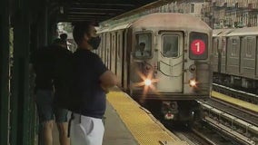 New stats show crime dropping on NYC subway to pre-pandemic levels