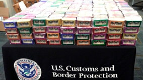 Feds seize eye-popping 6,000 false lashes at New Orleans airport