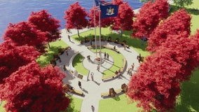 Essential workers monument in Battery Park City to be moved after backlash