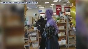Shoplifters hit TJ Maxx in Granada Hills in brazen crime captured on video