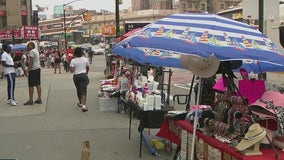 Bronx business owners say street vendors are 'out of control'