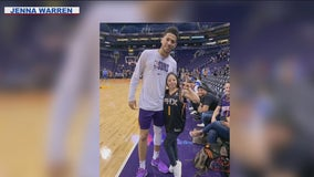 Phoenix Suns fan shares story of special friendship with Devin Booker