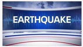 Strong earthquake hits Greek island of Crete