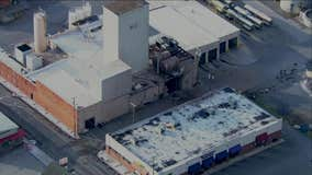 Video: Virginia milk plant explosion prompts hazmat, emergency response
