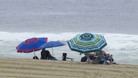 Elsa prompted warnings for boaters and beachgoers in NJ, NY