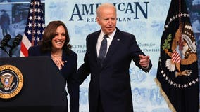 Child tax credit: Biden, Harris mark first day of payments