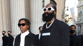 Rapper Lil Baby detained, NBA star James Harden frisked by Paris police