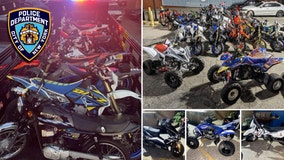 Jonathan's Law would increase penalties for operating illegal dirt bikes, motorcycles, ATVs