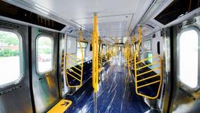 MTA unveils newest fleet of subway cars