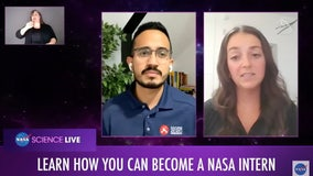 NASA hosts session on how to land an internship