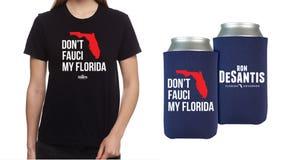 Governor DeSantis sells 'Don't Fauci My Florida' merchandise