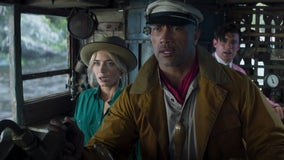 Review: 'Jungle Cruise' doesn't sink, but it's far from smooth sailing