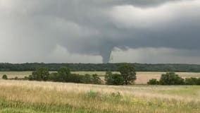Iowa tornadoes: 12 twisters confirmed within 24 hours