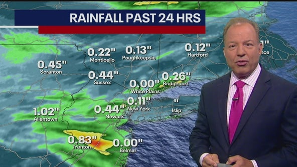 Strong storms roll through tri-state area