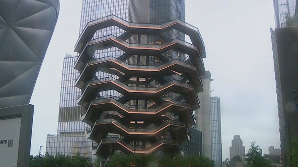 14-year-old commits suicide at Vessel at Hudson Yards