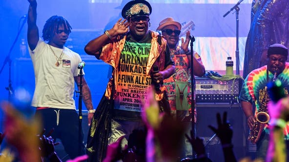 George Clinton, Remy Ma, KRS-One to headline NYC free concert series