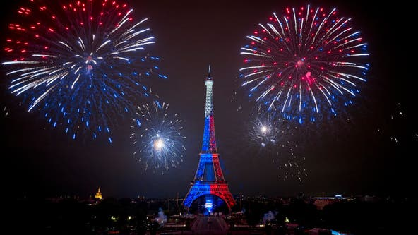 Eiffel Tower reopens for first time in 9 months