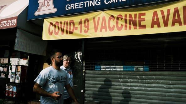 NYC COVID positivity rate rises again as de Blasio considers vaccine mandates
