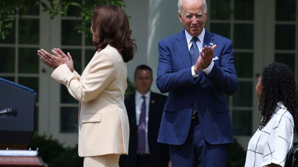 Biden announces resources to support 'long COVID' on ADA anniversary