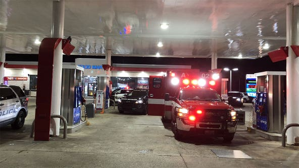 Police: Armed person stole ambulance with patient inside