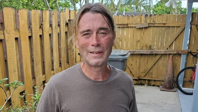 A lawn care worker named Tony is being called a hero.
