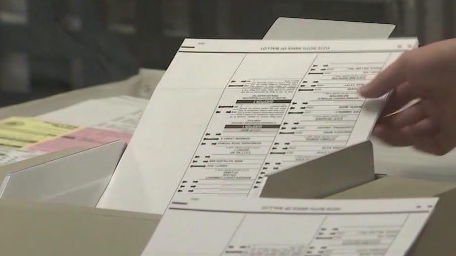 AP: Few Arizona voter fraud cases undercut Former President Trump's claims