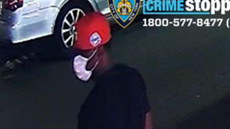 The gunman shot three men in the area of 89-15 144 Street.