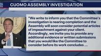 Cuomo impeachment investigation