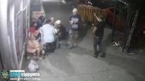 3 bystanders shot in Manhattan gun battle