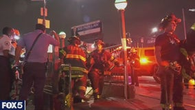 Subways disrupted after power surge; MTA investigating