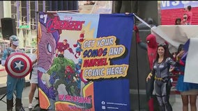 TV ads, comic books part of new push to encourage vaccination