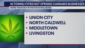 Over half of NJ towns opting out of cannabis business