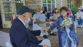 Long Island couple celebrates 65 years of marriage