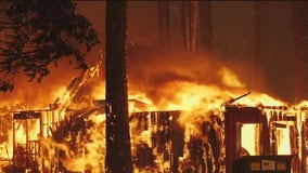 Towns burn to ashes, others unaccounted for as Dixie Fire rages through Sierra Nevada