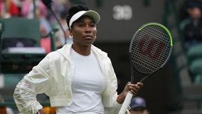 Venus Williams receives wild card into U.S. Open