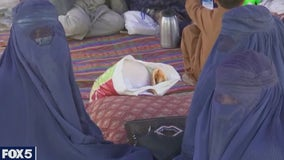 NYC group steps up to help women amid crisis in Afghanistan