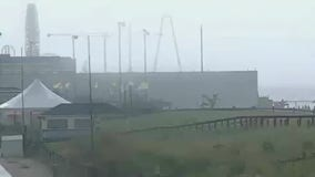 NJ lifeguard killed by lightning identified