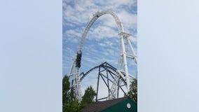 Rollercoaster shut down after series of bone-breaking injuries
