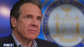Cuomo, embroiled in scandal, laments 'politics' as he resigns