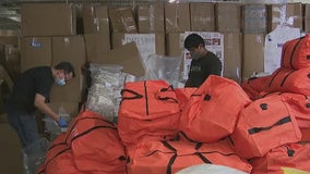Yonkers group sends medical supplies to Haiti