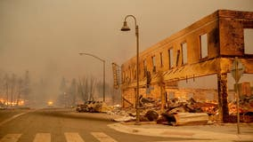 'We lost Greenville': Dixie Fire destroys Sierra Nevada town