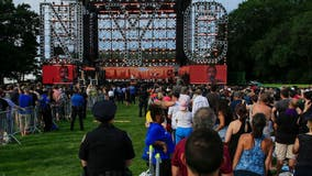'We Love NYC' concert in Central Park stopped due to lightning