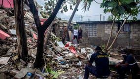Desperation, pressure for aid increase in Haiti after quake