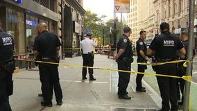 Man questioned in brutal hatchet attack in Lower Manhattan