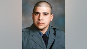 NY state trooper who drowned on duty honored at funeral