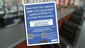 Staten Island restaurants sue to block vaccination proof mandate